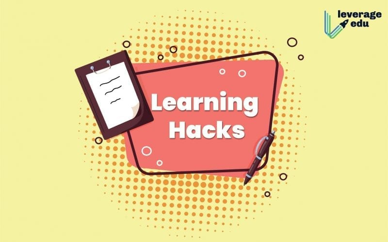 Learning Hacks