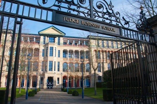 Judge Business School, University of Cambridge- Leverage Edu