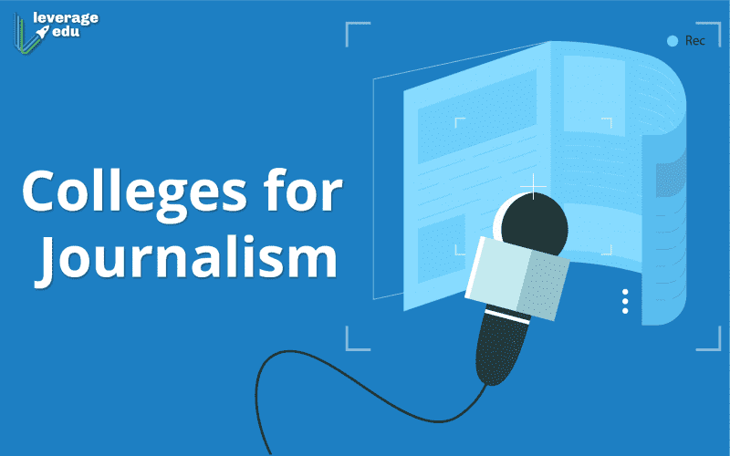 colleges for journalism