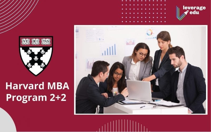 Harvard MBA 2+2 Program