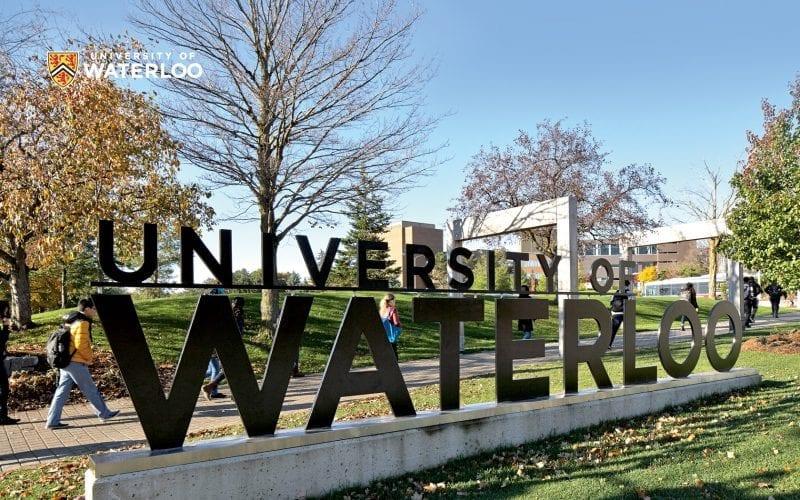 university of waterloo / top research universities