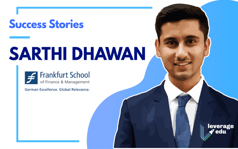 Leverage Edu Reviews - Success story of Sarthi