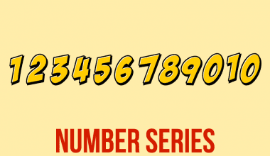 Number Series Questions