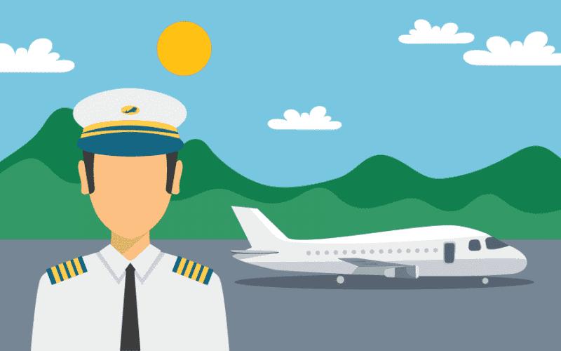 commercial pilot course