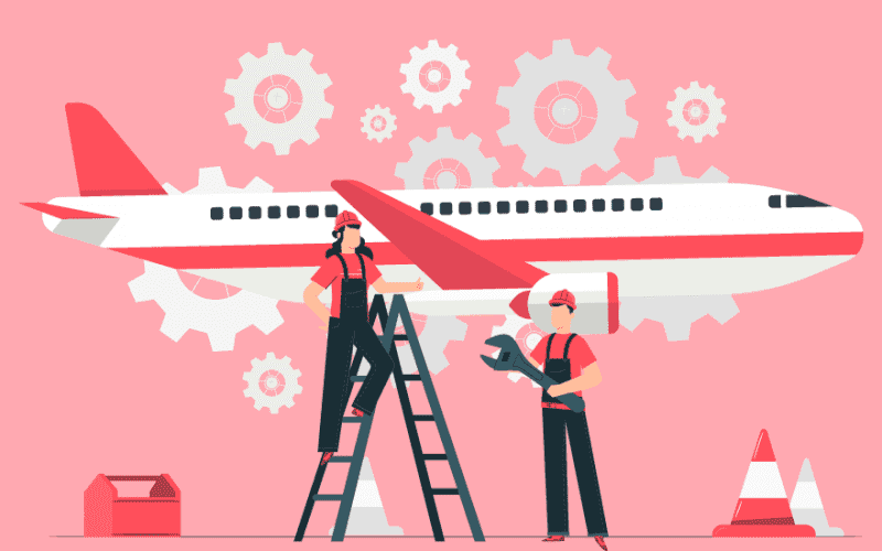 Aircraft Maintenance Engineering Colleges
