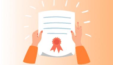 Backlog Certificate