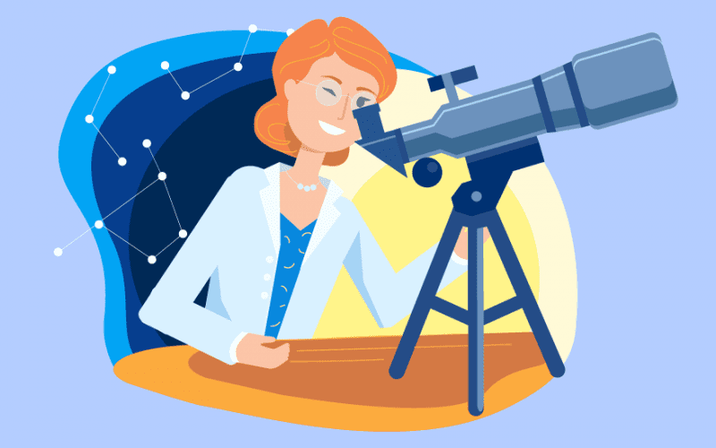 Career in Astronomy