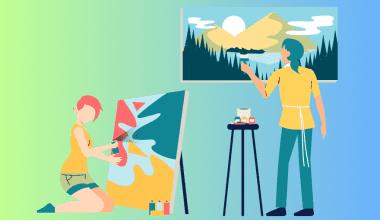 Career in Visual Arts