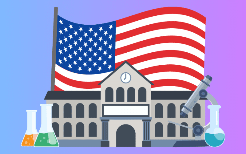 Universities in USA for MS