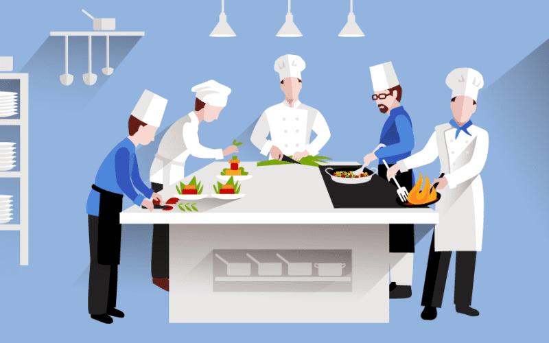 Chef Courses