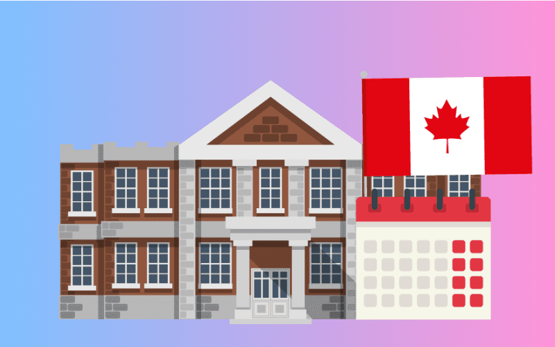 January Admissions in Canadian Universities