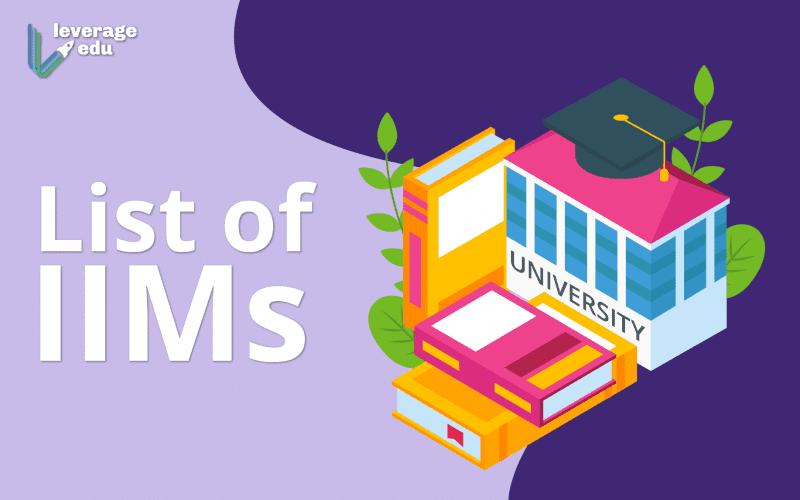 List of IIMs