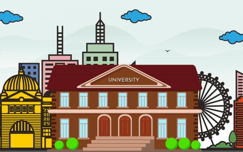 Universities in Melbourne