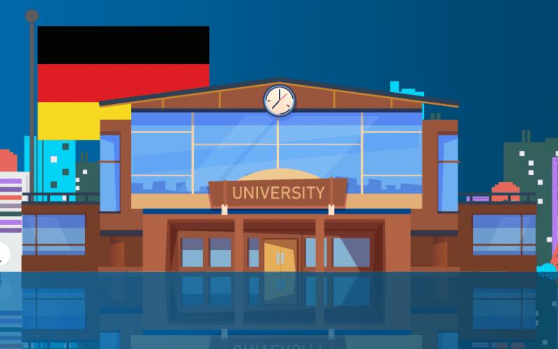 Universities in Munich