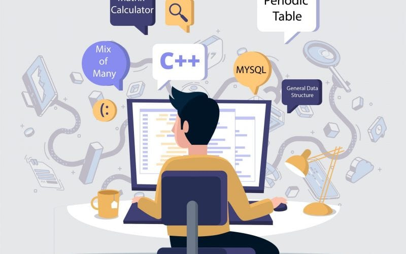 C++ XII CLASS PROJECTS TOPICS