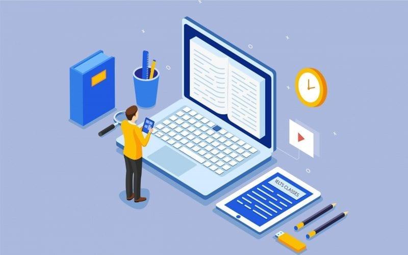 IELTS Preparation Online