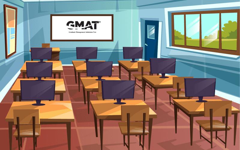 GMAT Test Centres