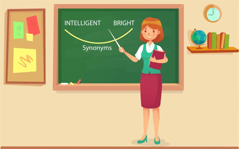 Synonyms List