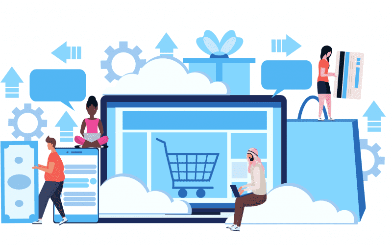 Difference Between E Commerce and E Business