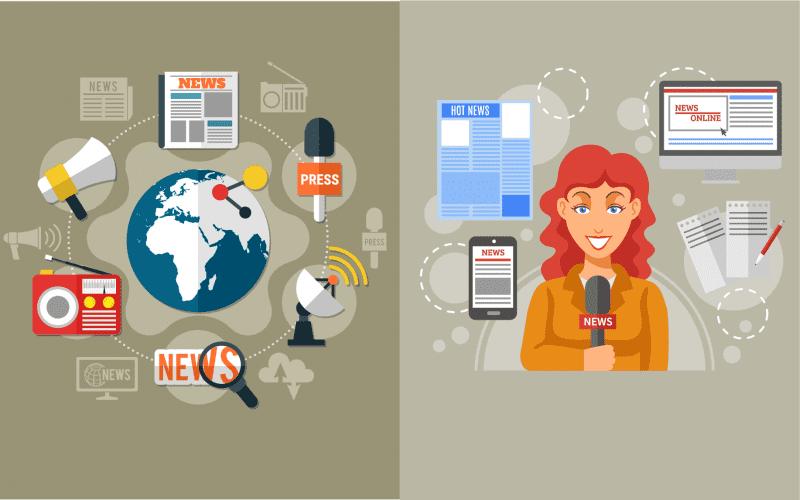 Journalism Vs Mass communication