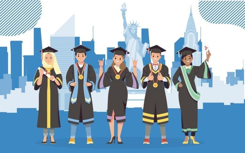 PhD in USA