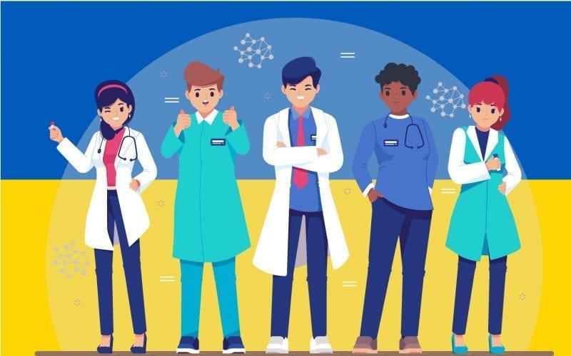 Ukraine Medical Colleges