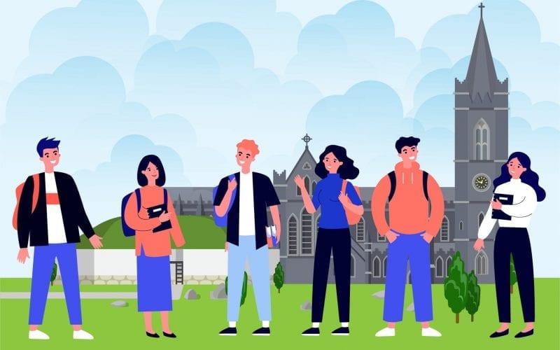 Colleges in Ireland
