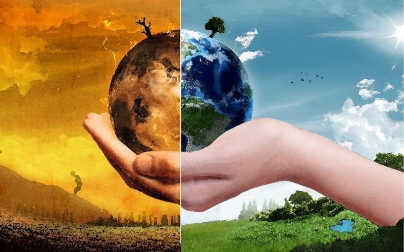Essay on Global Warming-