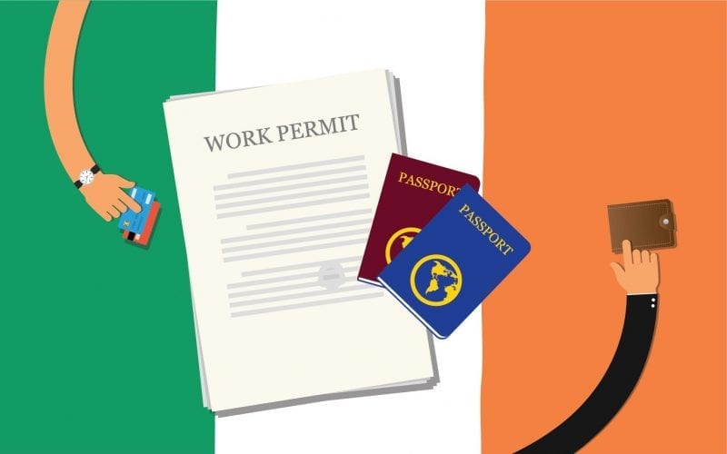 Ireland Work Permit