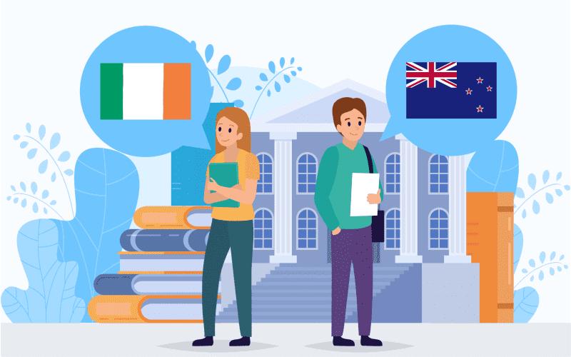 Ireland vs New Zealand