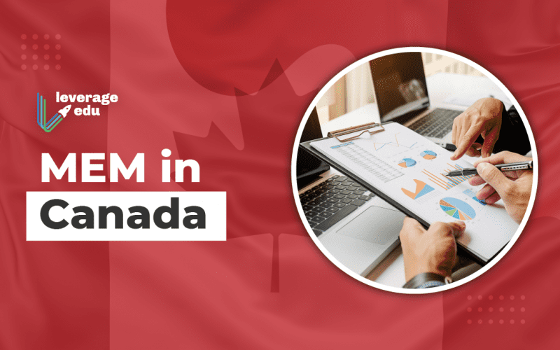 Masters in Engineering Management in Canada or MEM in Canada
