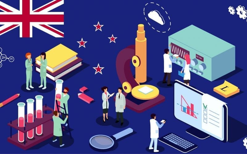 Engineering Colleges in New Zealand