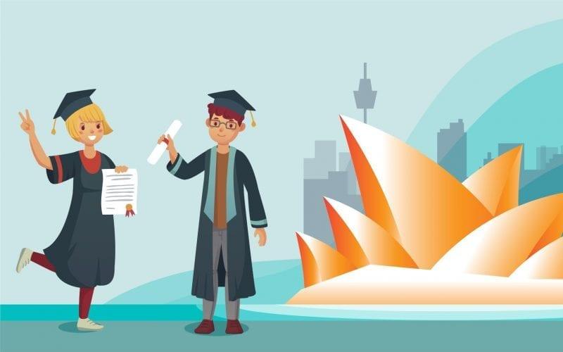 Universities in Australia for MS