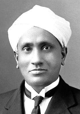 C.V. Raman - Nobel laureates of India