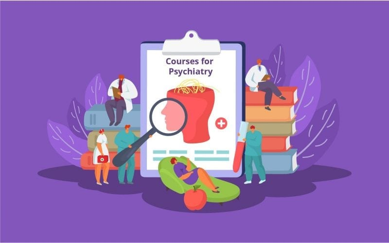 Courses for Psychiatry