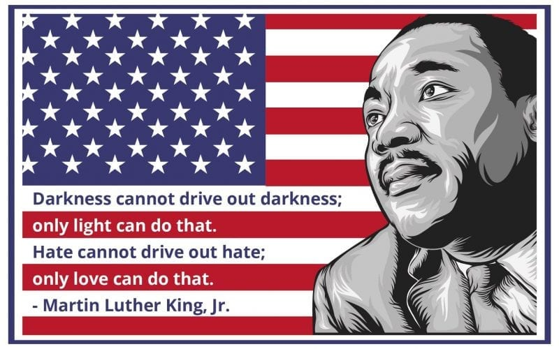 Education of Martin Luther King Jr.