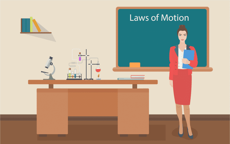 Laws of Motion Class 11