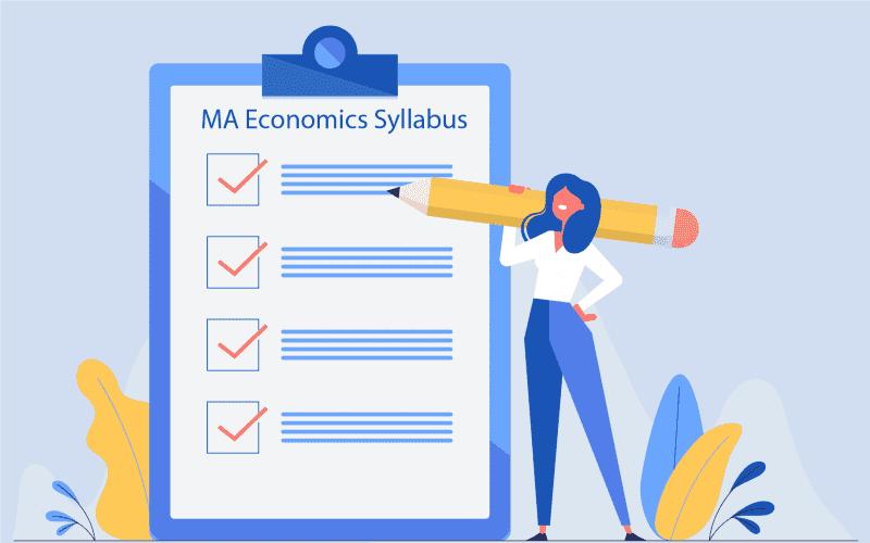 MA Economics Syllabus