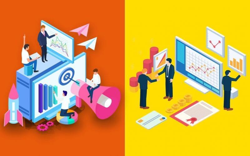 MBA Marketing vs MBA Finance