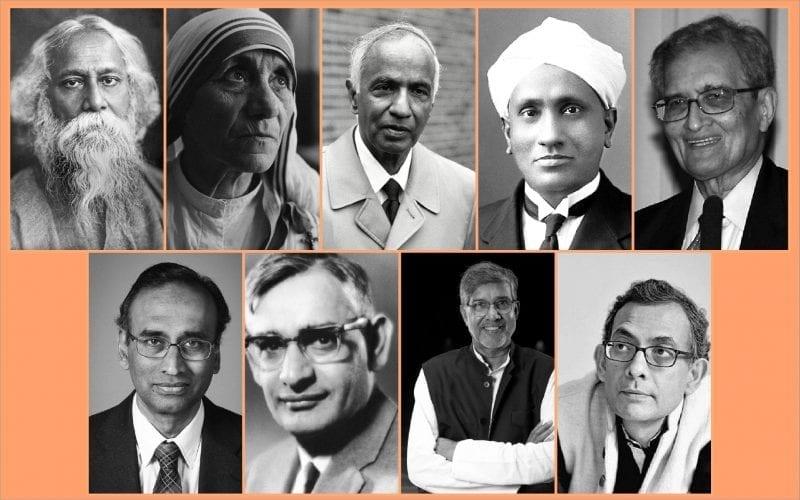 Nobel Laureates of India