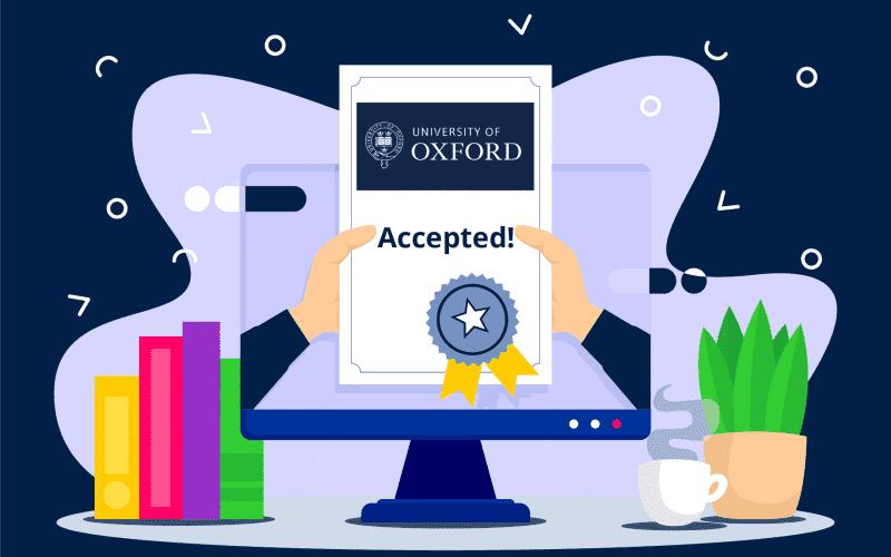 Oxford University Acceptance Rate