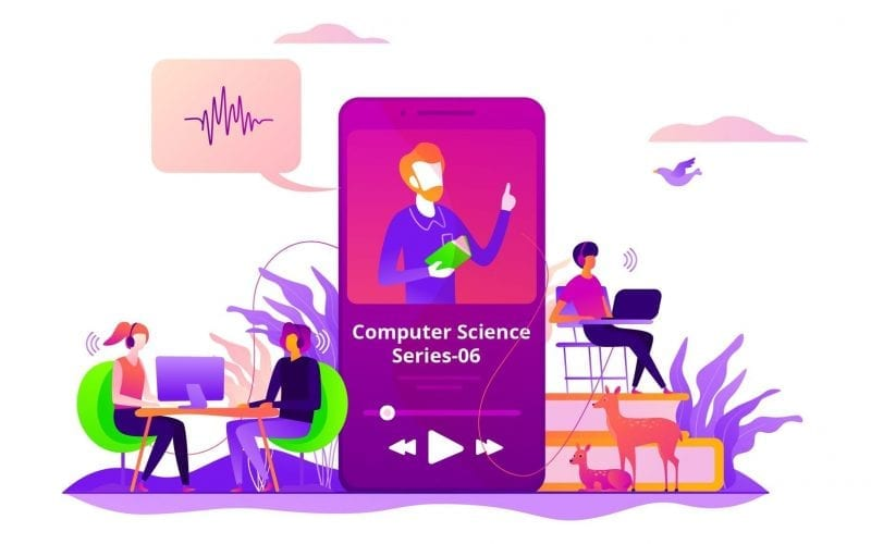 Podcasts for Computer Science Students