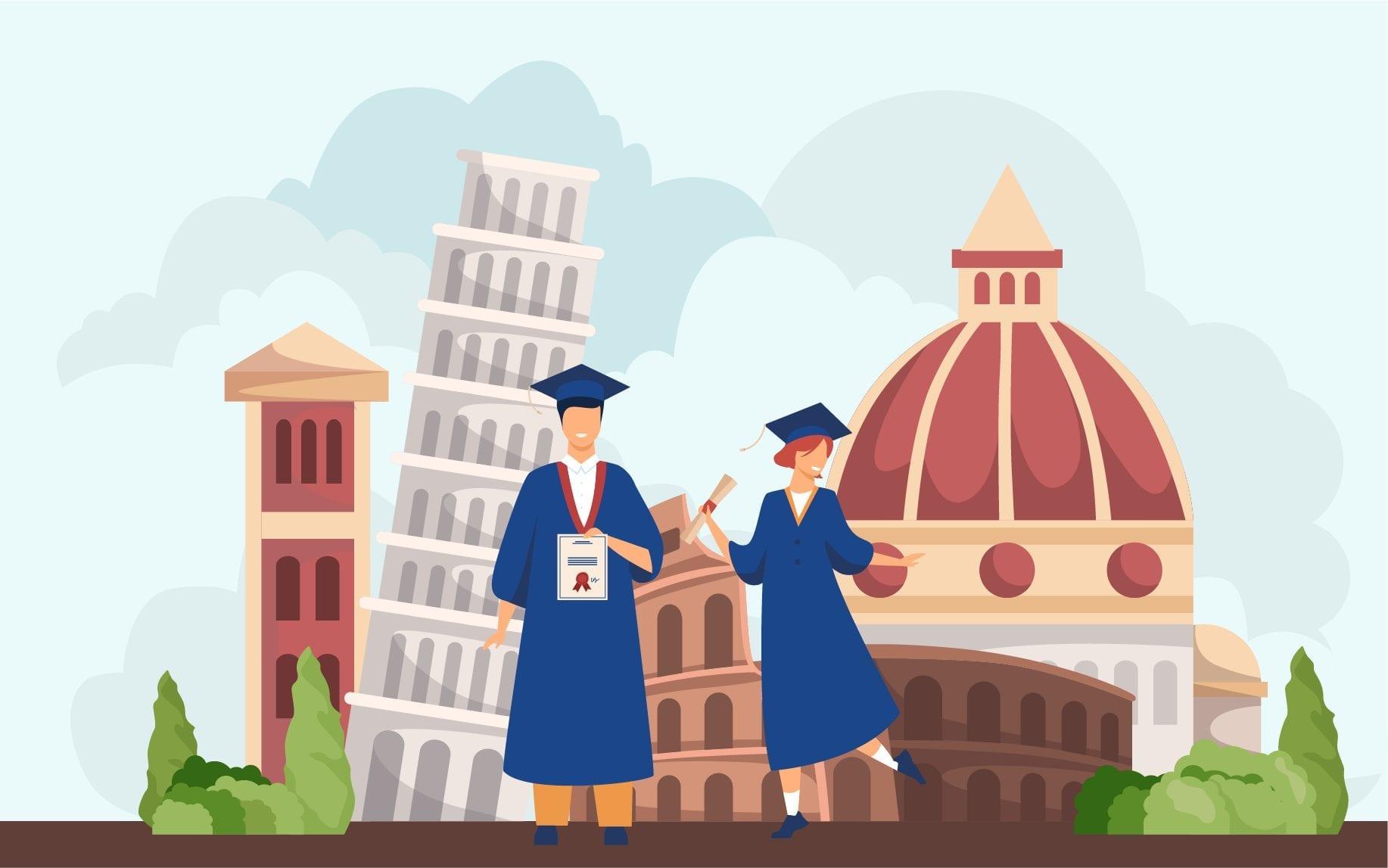 Scholarships in Italy