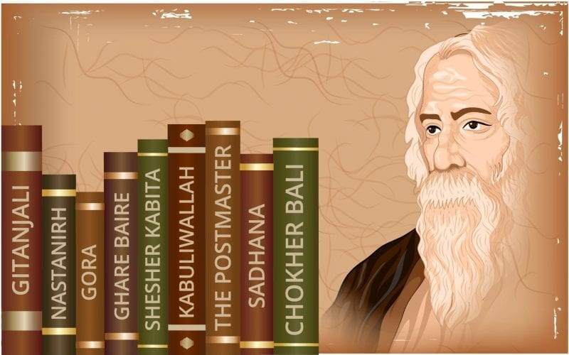 Famous Books by Rabindranath Tagore