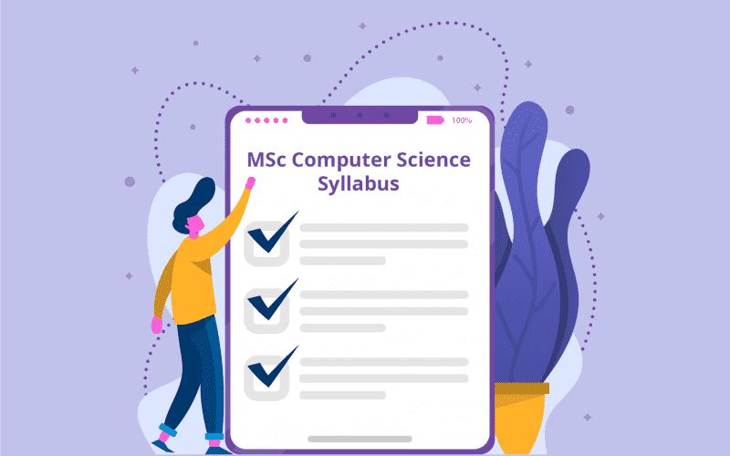 MSc Computer Science Syllabus