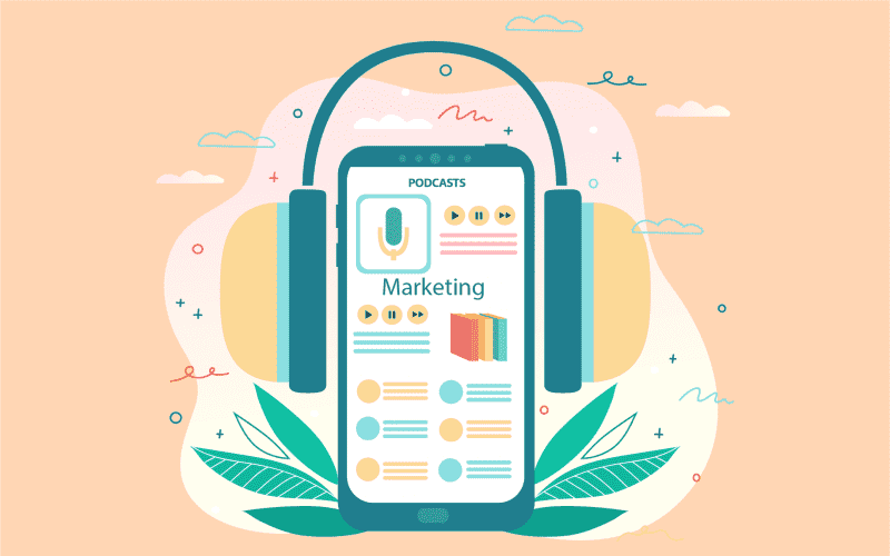 Podcasts for Marketing Students
