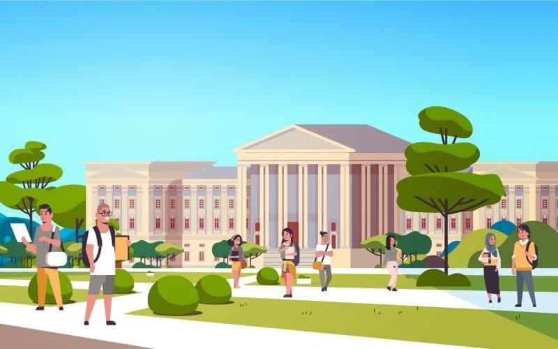 Public Universities in USA