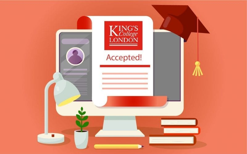 King's College London Acceptance Rate