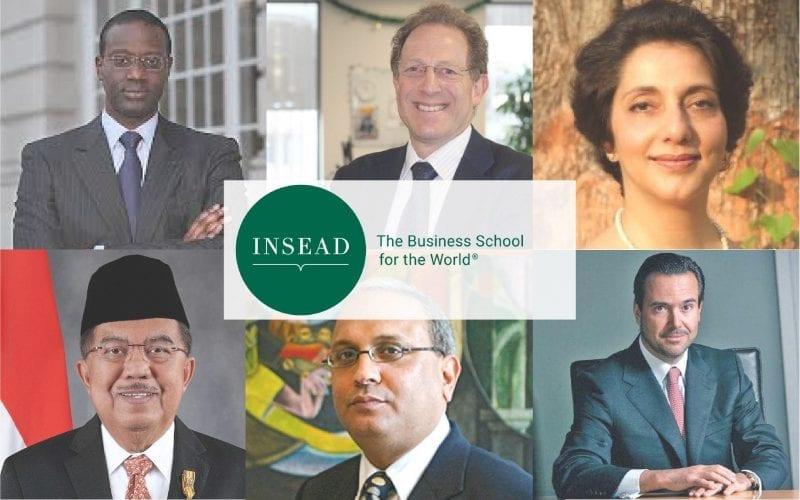 INSEAD Notable Alumni