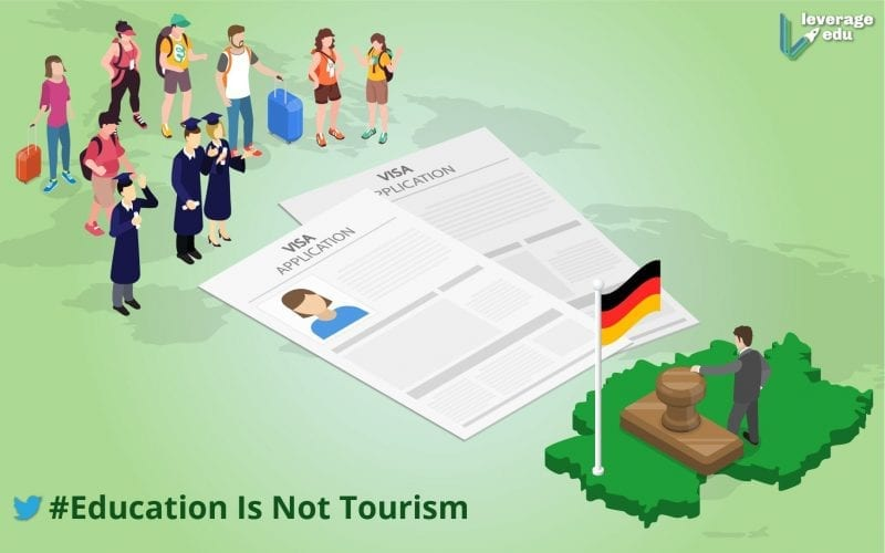 International Students Call for German Student Visa Processing to Resume